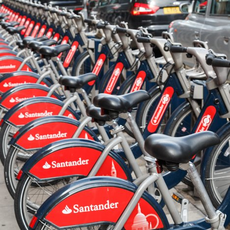 London Boris Bikes