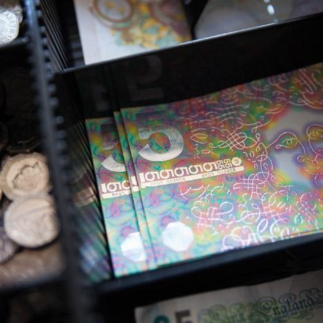 Brixton banknote by Jeremy Deller