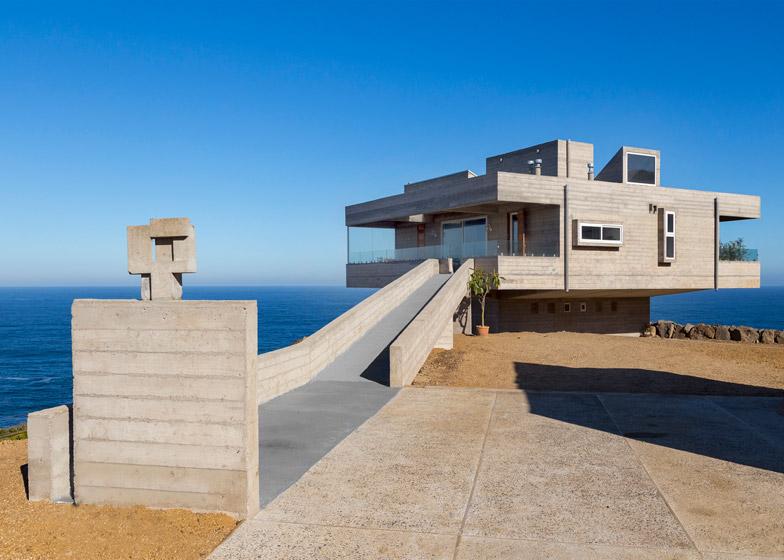 Casa Mirador by Gubbins Arquitectos