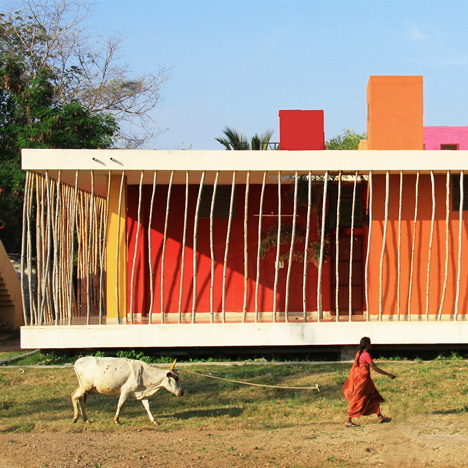 Casa Rana is a colourful foster home in India for HIV-positive children