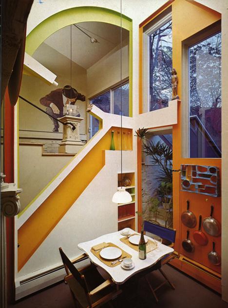 Moore House, Charles Moore, 1969