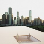 Ultramoderne wins competition to design lakefront kiosk for Chicago Architecture Biennial