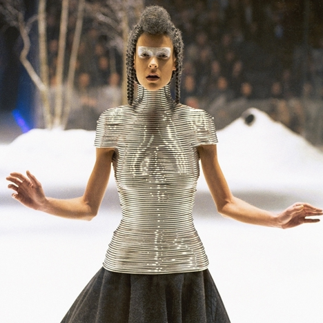 """Alexander McQueen changed fashion and I changed jewellery"" says Shaun Leane"