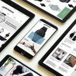 Dezeen Watch Store relaunches website