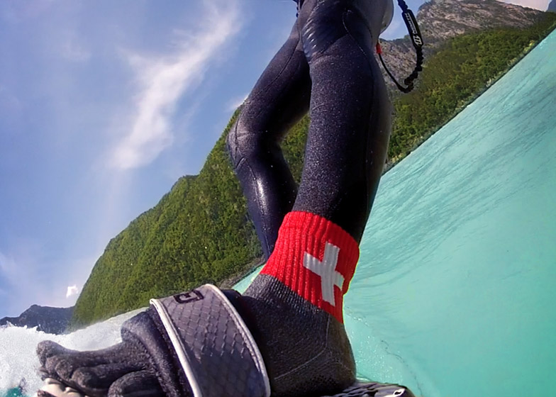 Dyneema Free Your Feet socks by the Swiss Barefoot Company