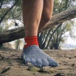 Swiss Barefoot Company's glove-like socks are made from material stronger than Kevlar