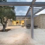 Massimo Iosa Ghini references historic Italian architecture for holiday home in Puglia