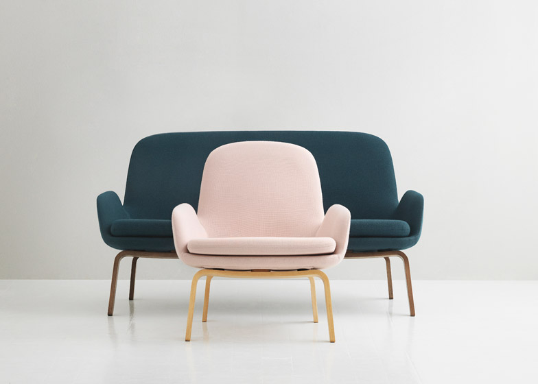 Stupendous Normann Copenhagen Responds To Small Sofa Trend With Era Squirreltailoven Fun Painted Chair Ideas Images Squirreltailovenorg