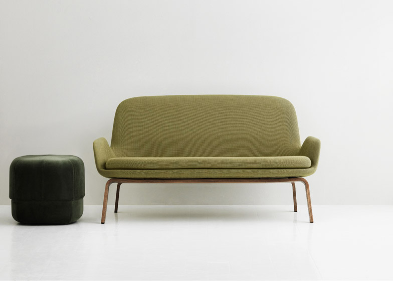 Marvelous Normann Copenhagen Responds To Small Sofa Trend With Era Alphanode Cool Chair Designs And Ideas Alphanodeonline