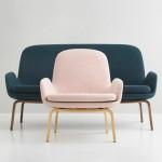 Normann Copenhagen responds to small sofa trend with Era by Simon Legald