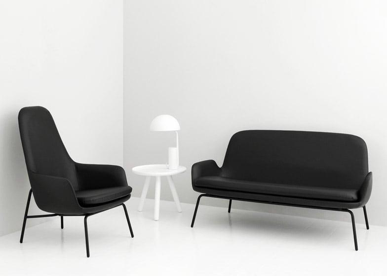 Astounding Normann Copenhagen Responds To Small Sofa Trend With Era Machost Co Dining Chair Design Ideas Machostcouk