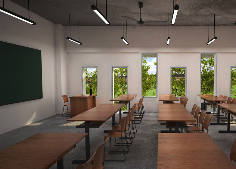 FPT University Ho Chi Minh City by Vo Trong Nghia