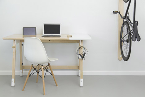 Flat pack furniture by Artifox
