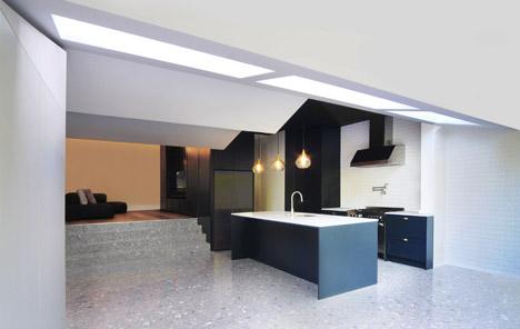 Folds House by Bureau de Change Architects