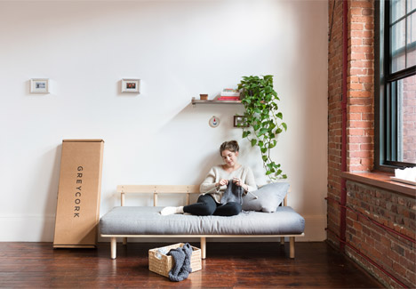 Greycork flat-pack furniture