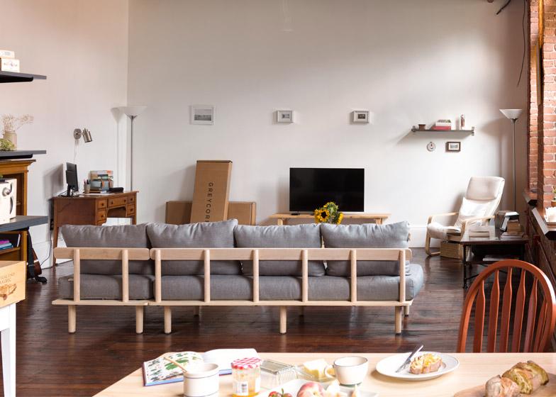 Greycork flat-pack furniture