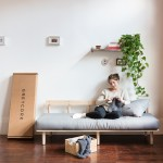 Greycork challenges Ikea with a flat-pack living room in a box