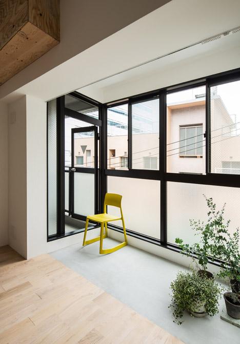 House in Nishi-honmachi by Shimpei Oda