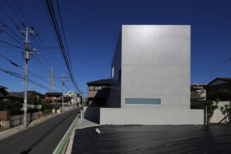 House in Tsudanuma by Fuse