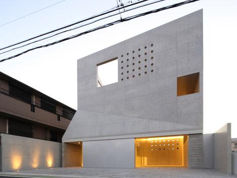 House in Tsudanuma by Fuse