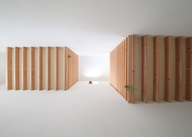 House in Yamanote by Katsutoshi Sasaki
