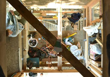 Hut on Stilts by Nozomi Nakabayashi