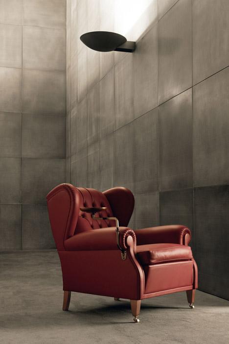 Zaha hadid to exhibit at hong kong 39 s international design for International decor furniture
