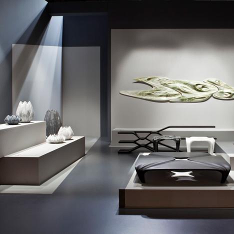 Zaha Hadid to exhibit at Hong Kong's International Design Furniture Fair