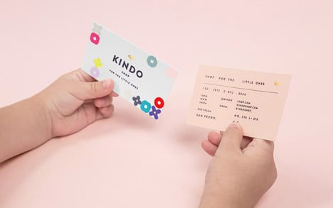 Kindo children's boutique by Anagrama