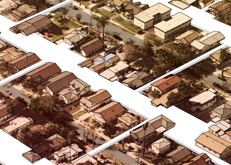 Backyard Basics by LA Mas LA A+D museum exhibition about shelter