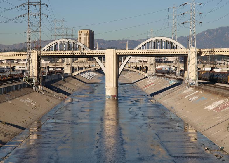 LA River, Los Angeles