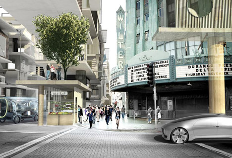 Speculative work: Unfolding Wilshire by wHY