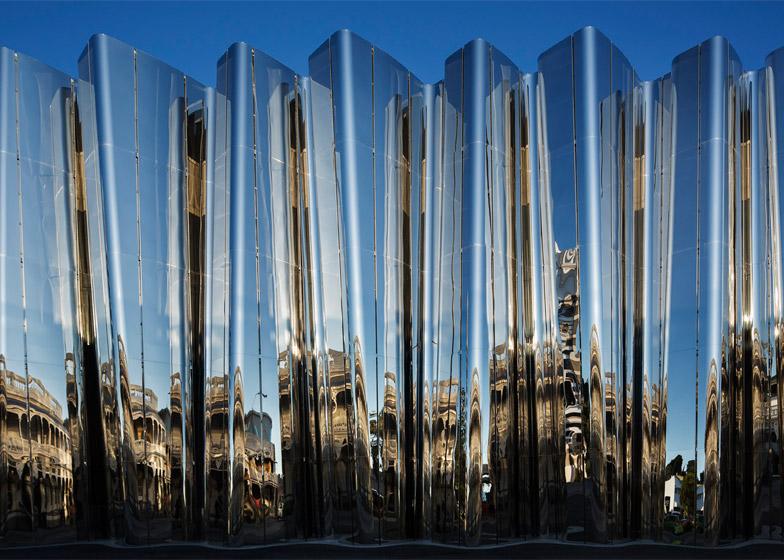 Len Lye Museum by Pattersons Associates