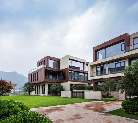 Lianjiang Butterfly Bay by Next Architects