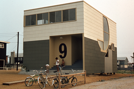 Lieb House, Robert Venturi and Denise Scott Brown, 1967