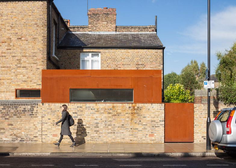 London Fields Extension by HÛT