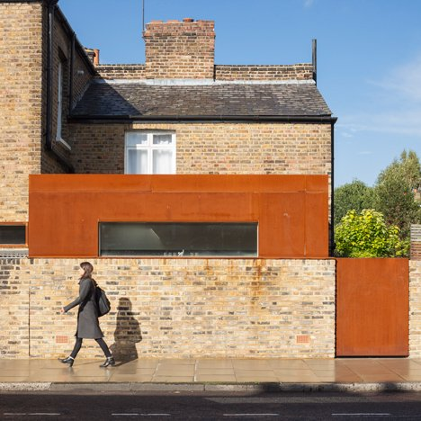 London Fields Extension by HÛT
