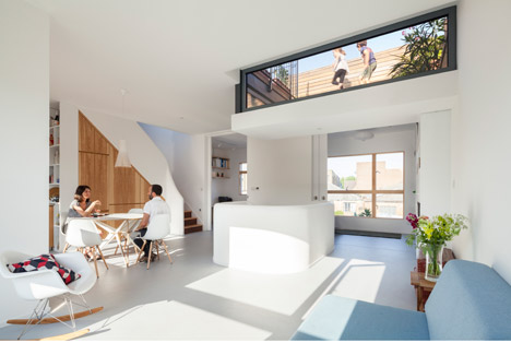 London Fields apartment by Scenario Architects