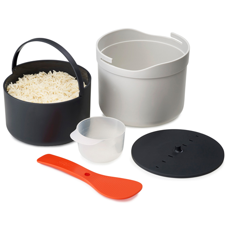 Joseph Joseph aims to reinvent microwave cooking with M-Cuisine collection
