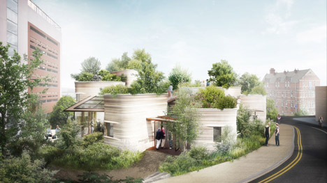 Maggie's Yorkshire by Thomas Heatherwick