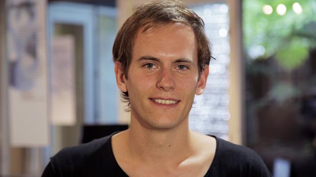 RCA graduate Morten Grönning