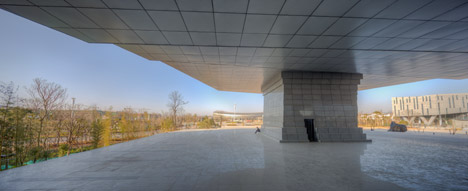 Museum for Qujing Culture Center