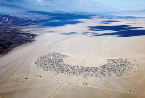 """NK Guy documents 16 years of creating and destroying Burning Man's temporary """"city"""""""