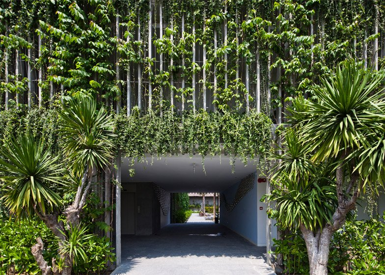Naman Retreat the Babylon by Vo Trong Nghia Architects