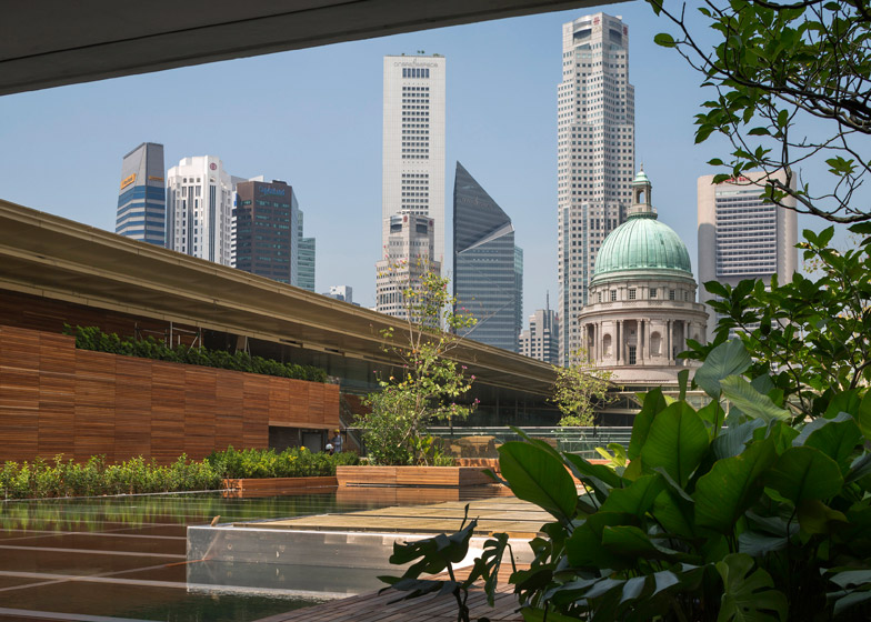National Gallery of Singapore by studio Milou and CPG Consultants