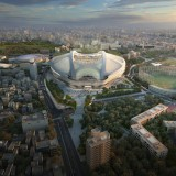 Zaha Hadid Architects launches campaign to reinstate scrapped Tokyo stadium design