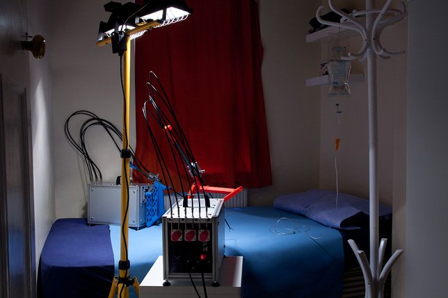 OpenSurgery DIY surgical robot by Frank Kolkman