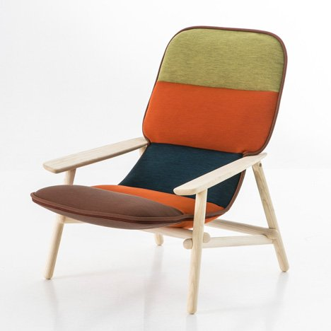 Lilo by Patricia Urquiola for Moroso