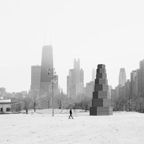 Architects team up with universities to design kiosks for Chicago Architecture Biennial