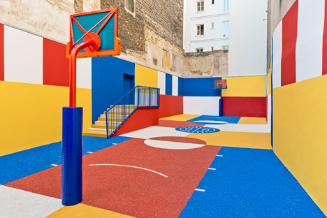 Pigalle Duperré by Ill Studio
